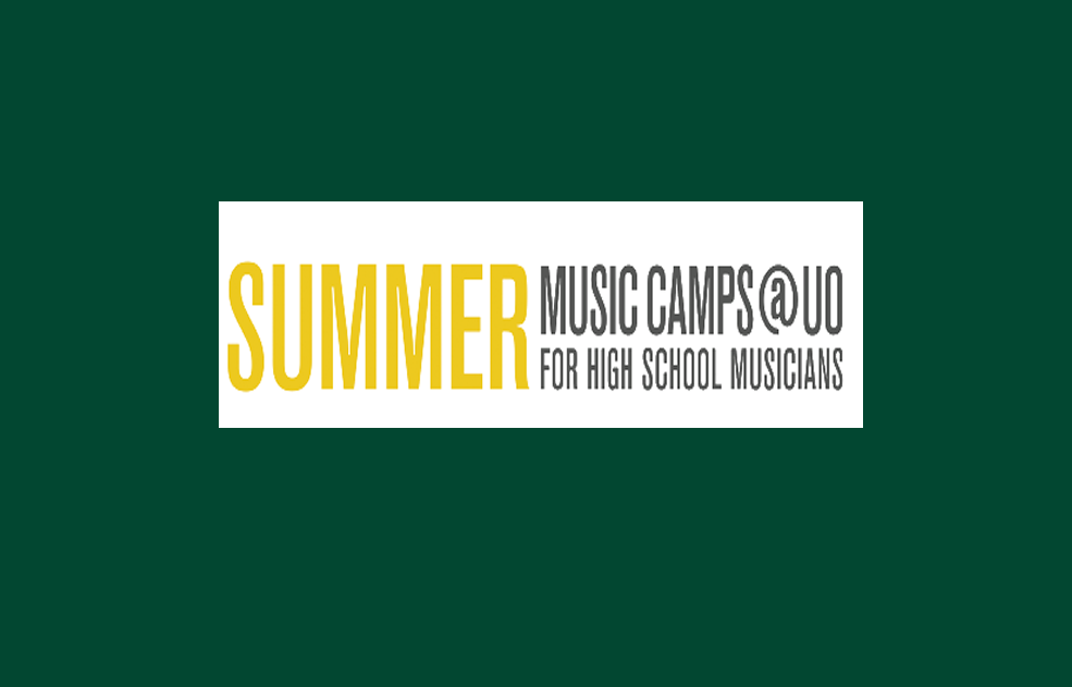 Logo for Music Camps